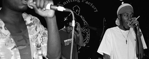 Mos Def & Talib Kweli in 1999