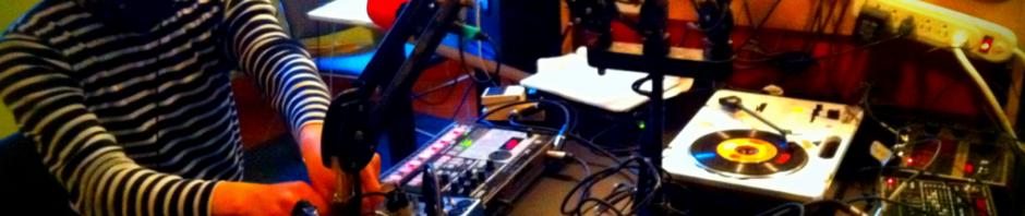 Le Boeuf et La Violette live in studio