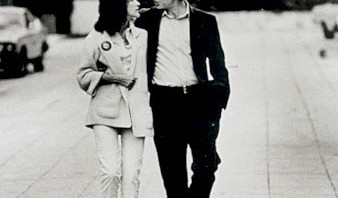 Ann Druyan and Carl Sagan circa 1977.
