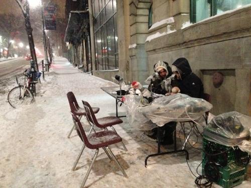 Homelessness Marathon