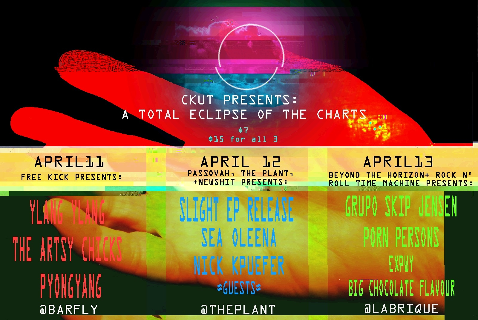 Total Eclipse 2013 final poster
