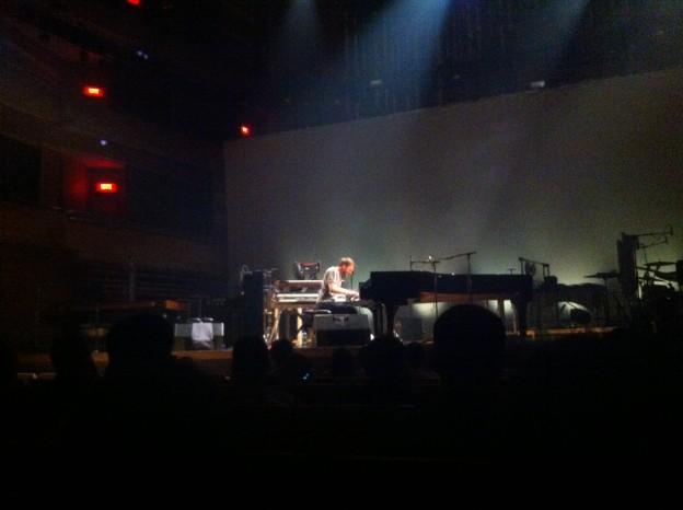 Nils Frahm @ MUTEK A/Vision 5