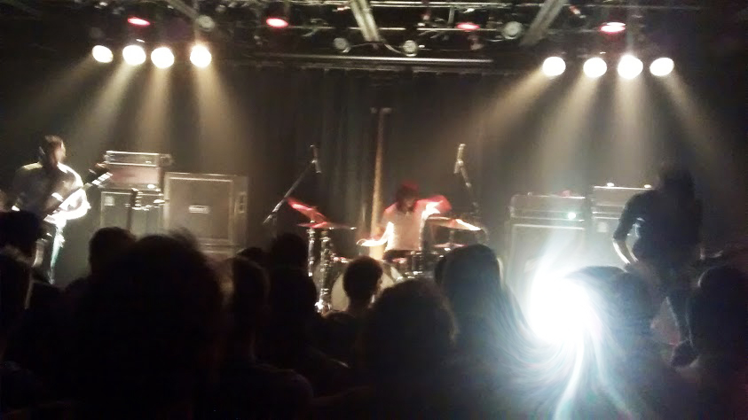 03 - Russian Circles Stage