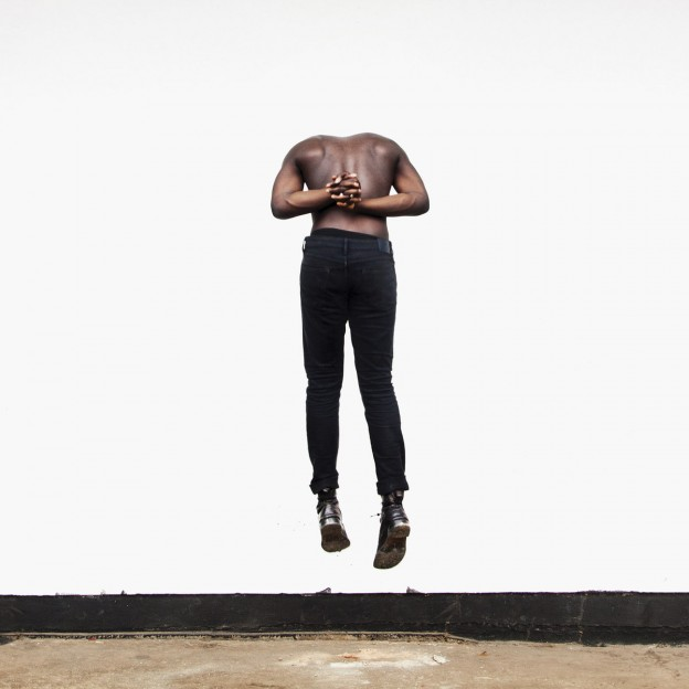 moses sumney album cover